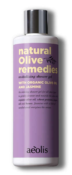 Revitalizing Shower Gel