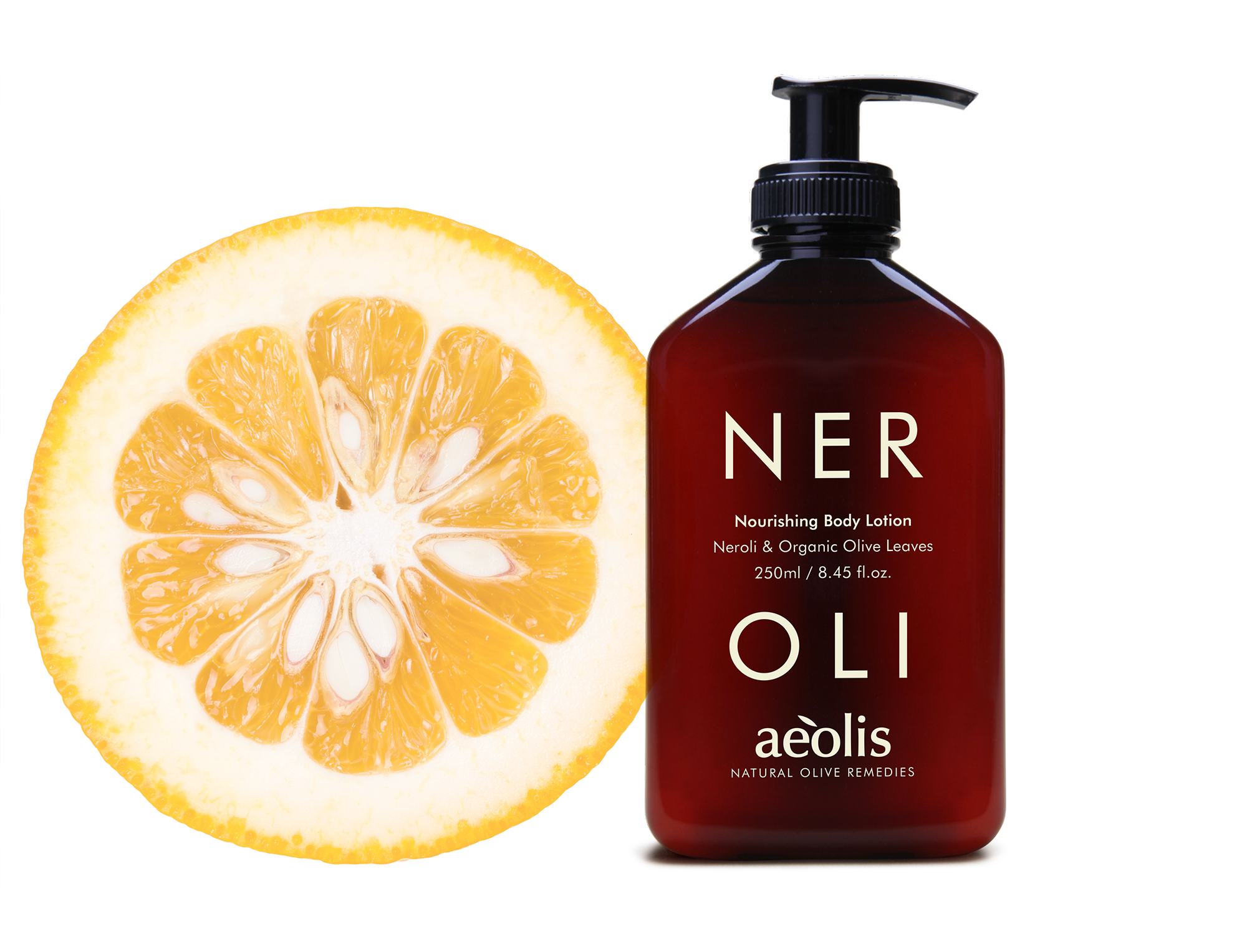 Aeolis Neroli Body Lotion